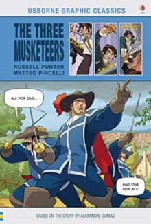 The Three Musketeers Graphic Novel, Paperback / softback Book