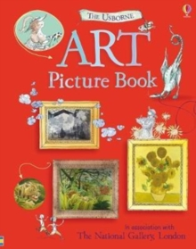 Art Picture Book, Hardback Book