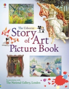 Story of Art Picture Book, Hardback Book