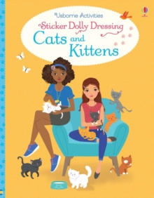Sticker Dolly Dressing Cats and Kittens, Paperback / softback Book