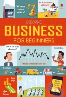 Business for Beginners, Hardback Book