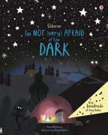 I'm Not (Very) Afraid of the Dark, Hardback Book