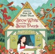 Pop-up Snow White and the Seven Dwarfs, Board book Book