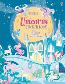 Unicorns Sticker Book, Paperback / softback Book