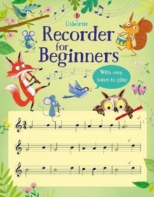 Recorder for Beginners, Paperback Book