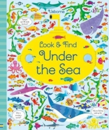 Look and Find Under the Sea, Hardback Book