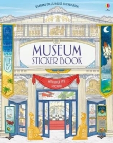 Museum Sticker Book, Paperback / softback Book
