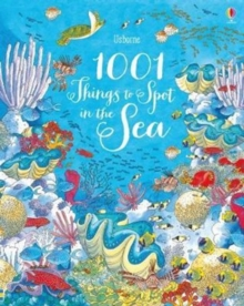 1001 Things to Spot in the Sea, Hardback Book