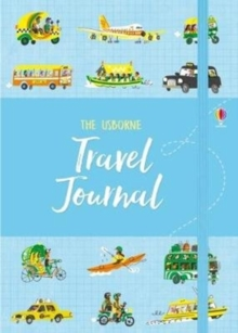 The Usborne Travel Journal, Hardback Book