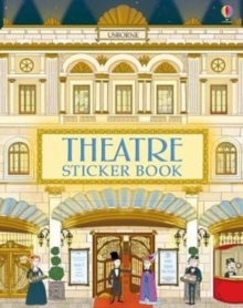 Doll's House Sticker Book Theatre, Paperback / softback Book