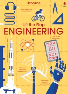 Lift the Flap Engineering, Board book Book