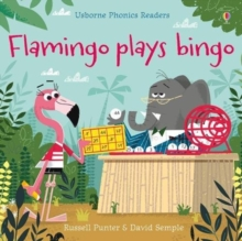 Flamingo plays Bingo, Paperback / softback Book