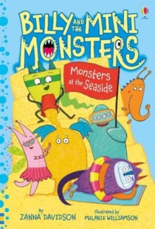Billy and the Mini Monsters at the Seaside, Hardback Book