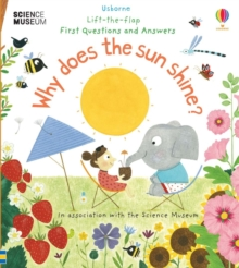 Why Does the Sun Shine?, Board book Book