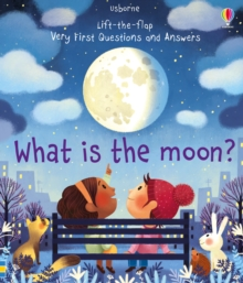 What is the Moon?, Board book Book