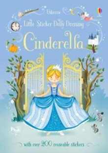 Little Sticker Dolly Dressing Fairytales Cinderella, Paperback / softback Book
