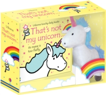 That's not my unicorn... Book and Toy, Board book Book