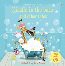 Giraffe in the Bath and Other Tales with CD, Paperback / softback Book