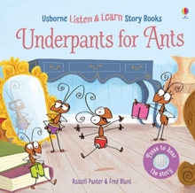 Underpants for Ants, Board book Book