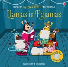 Llamas in Pyjamas, Board book Book