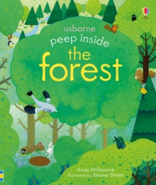 Peep Inside a Forest, Board book Book