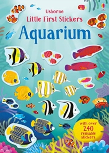 Little First Stickers Aquarium, Paperback / softback Book