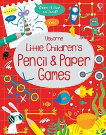 Little Children's Pencil and Paper Games, Paperback / softback Book