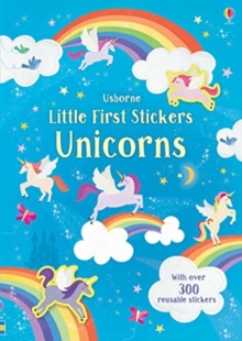 Little First Stickers Unicorns, Paperback / softback Book