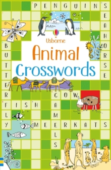 Animal Crosswords, Paperback / softback Book