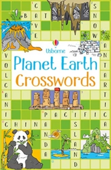 Planet Earth Crosswords, Paperback / softback Book