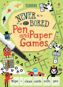Pen and Paper Games, Cards Book
