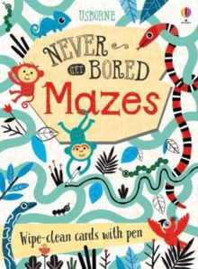 Mazes, Cards Book