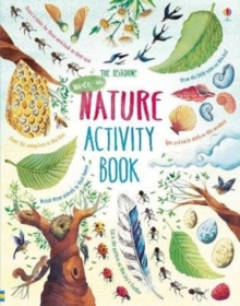 Nature Activity Book, Paperback / softback Book
