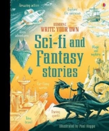 Write Your Own Sci-Fi and Fantasy Stories, Spiral bound Book