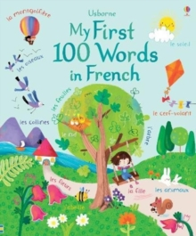 My First 100 Words in French, Hardback Book