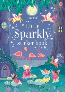 Little Sparkly Sticker Book, Paperback / softback Book