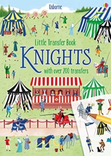 Knights Transfer Activity Book, Paperback / softback Book