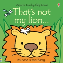 That's not my lion..., Board book Book