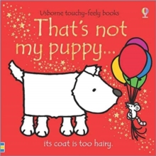 That's not my puppy..., Board book Book