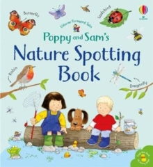 Poppy and Sam's Nature Spotting Book, Board book Book