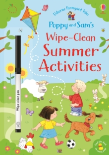 Poppy and Sam's Wipe-Clean Summer Activities, Paperback / softback Book