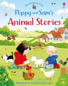 Poppy and Sam's Animal Stories, Hardback Book