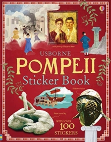 Pompeii Sticker Book, Paperback / softback Book