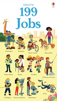 199 Jobs, Board book Book