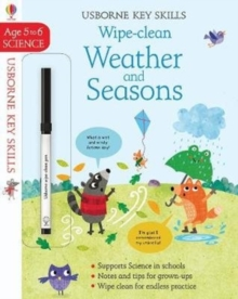 Wipe-Clean Weather and Seasons 5-6, Paperback / softback Book