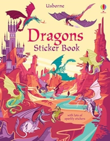 Dragons Sticker Book, Paperback / softback Book