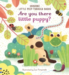 Are You There Little Puppy?, Board book Book