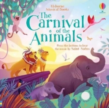 Carnival of the Animals, Board book Book
