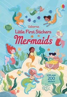 Little First Stickers Mermaids, Paperback / softback Book