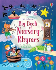 Big Book of Nursery Rhymes, Board book Book